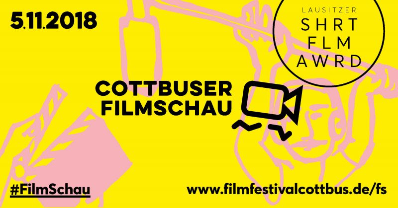 Cottbuser FilmSchau – Trailer Release