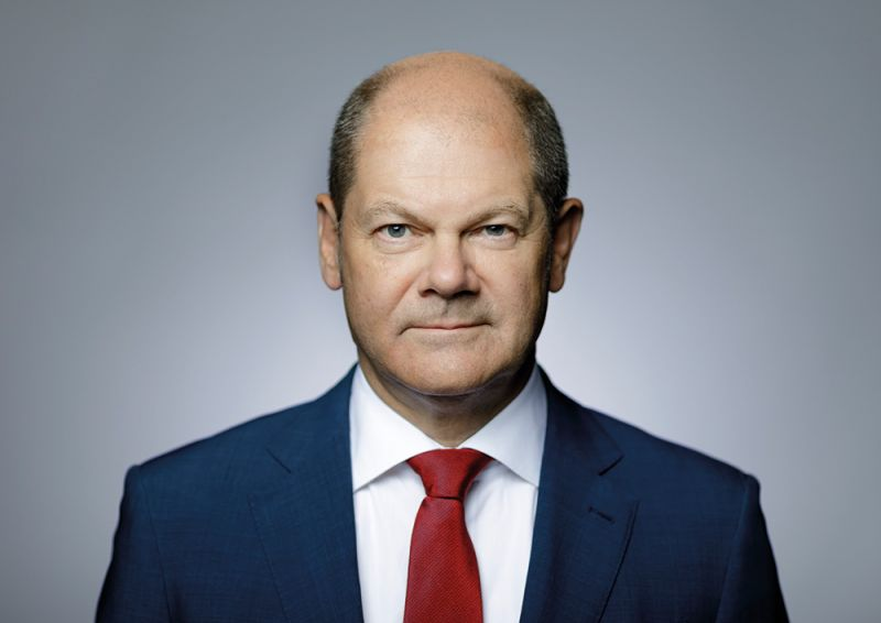 Olaf Scholz, Vice Chancellor and Federal Minister of Finance
