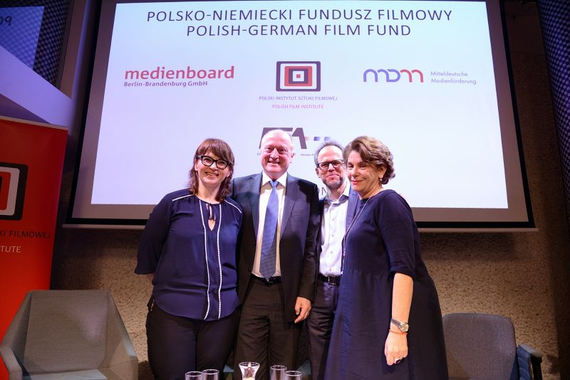 """Further punch"" for Polish-German co-productions: New partner and increased budget for the Polish-German Film Fund"